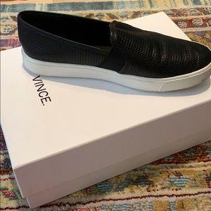 Vince Blair Black Shoe